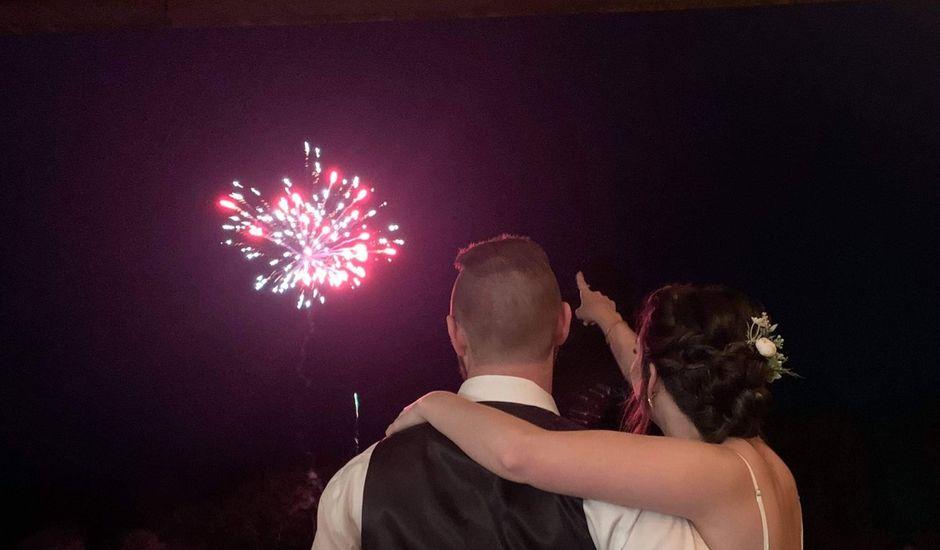 Matt and Sam's wedding in Evandale, New Brunswick