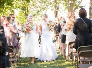 The wedding of Amanda and Tama Lynn 3