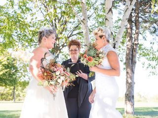 Tama Lynn and Amanda's wedding in Niagara Falls, Ontario 8