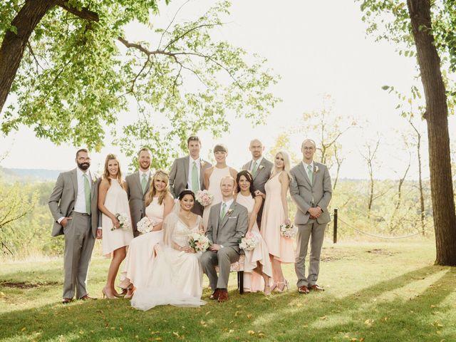 Scott and Victoria's wedding in Edmonton, Alberta 2