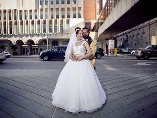 The wedding of Maryam and Neil