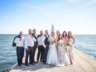The wedding of Kelsey and Jason 1