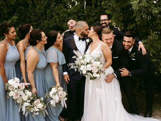 The wedding of Julia and Ross 3