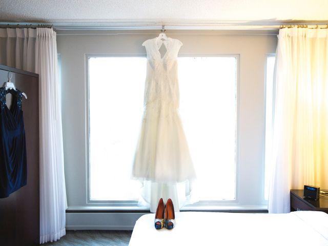 Mike and Amanda's wedding in Edmonton, Alberta 4