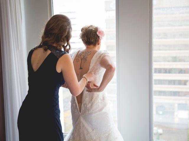 Mike and Amanda's wedding in Edmonton, Alberta 13