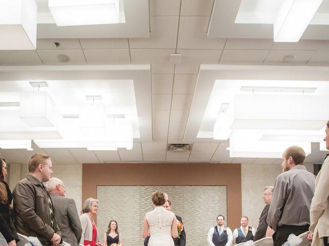 Mike and Amanda's wedding in Edmonton, Alberta 37
