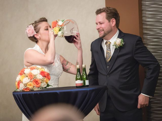 Mike and Amanda's wedding in Edmonton, Alberta 48