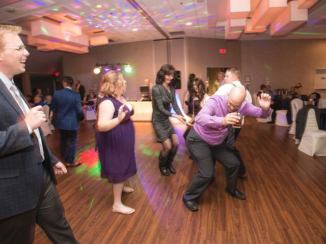 Mike and Amanda's wedding in Edmonton, Alberta 130