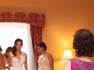 Michael and Tricia's wedding in Toronto, Ontario 8