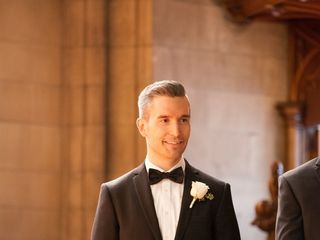 Michael and Tricia's wedding in Toronto, Ontario 12