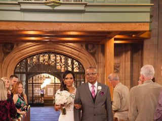 Michael and Tricia's wedding in Toronto, Ontario 13