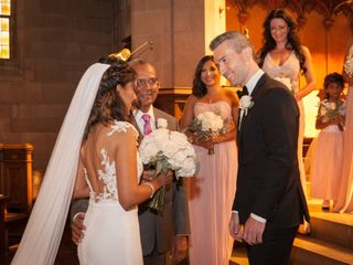 Michael and Tricia's wedding in Toronto, Ontario 14
