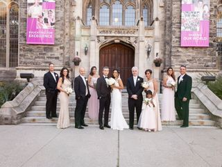 Michael and Tricia's wedding in Toronto, Ontario 25