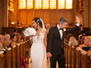 Michael and Tricia's wedding in Toronto, Ontario 19