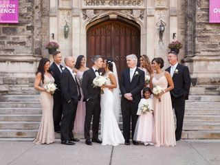 Michael and Tricia's wedding in Toronto, Ontario 26