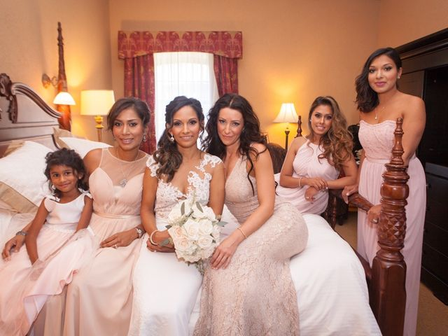 Michael and Tricia's wedding in Toronto, Ontario 1