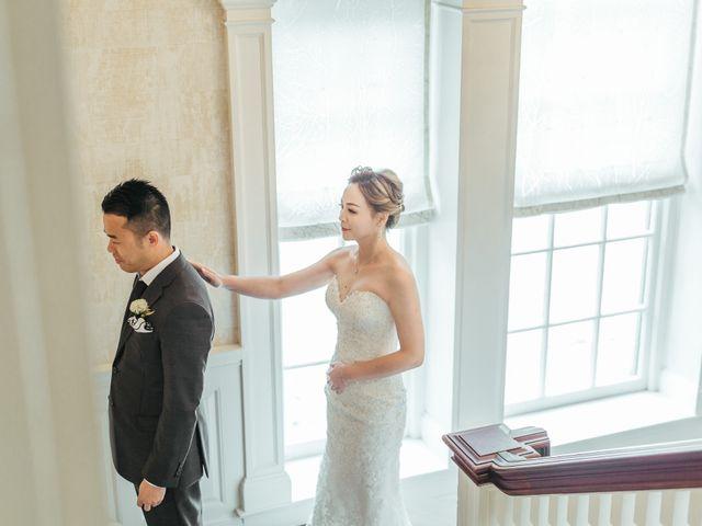 Yao and Tia's wedding in North York, Ontario 4