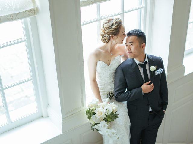 Yao and Tia's wedding in North York, Ontario 8