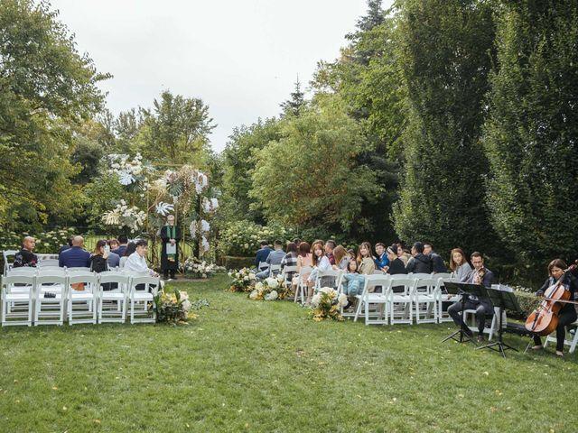 Yao and Tia's wedding in North York, Ontario 14