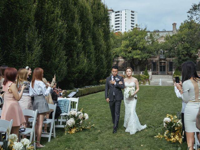 Yao and Tia's wedding in North York, Ontario 18