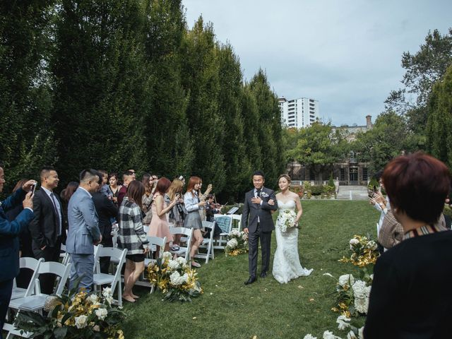 Yao and Tia's wedding in North York, Ontario 19