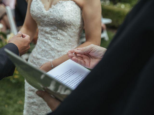 Yao and Tia's wedding in North York, Ontario 24