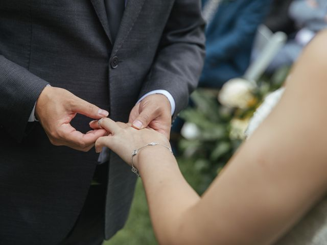 Yao and Tia's wedding in North York, Ontario 25