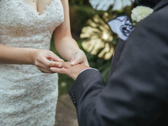 Yao and Tia's wedding in North York, Ontario 26