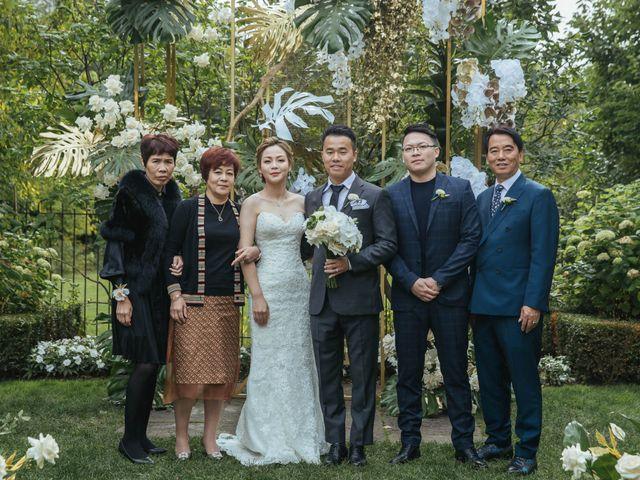Yao and Tia's wedding in North York, Ontario 29