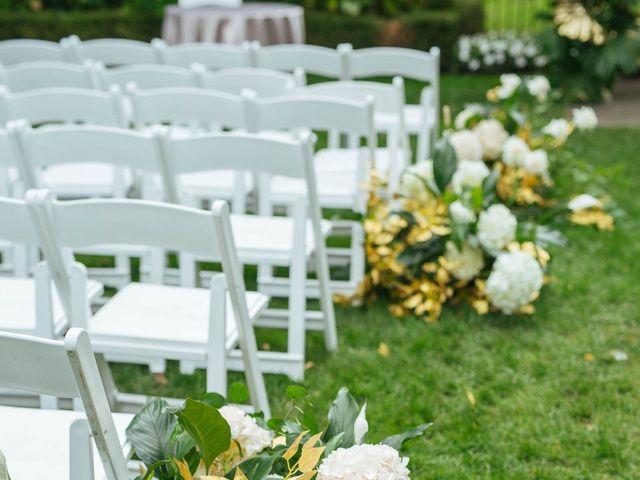 Yao and Tia's wedding in North York, Ontario 36