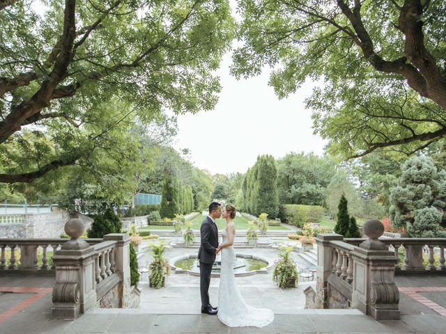 Yao and Tia's wedding in North York, Ontario 50