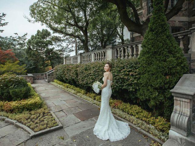 Yao and Tia's wedding in North York, Ontario 53