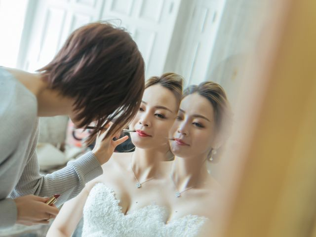 Yao and Tia's wedding in North York, Ontario 56