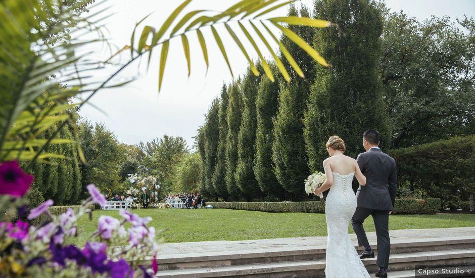 Yao and Tia's wedding in North York, Ontario
