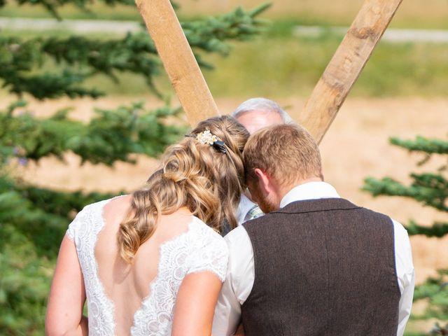 Kaela and Andrew's wedding in Gleichen, Alberta 18