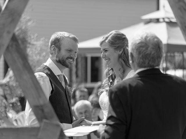 Kaela and Andrew's wedding in Gleichen, Alberta 20