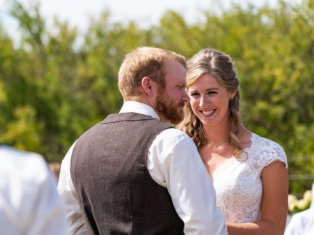 Kaela and Andrew's wedding in Gleichen, Alberta 21