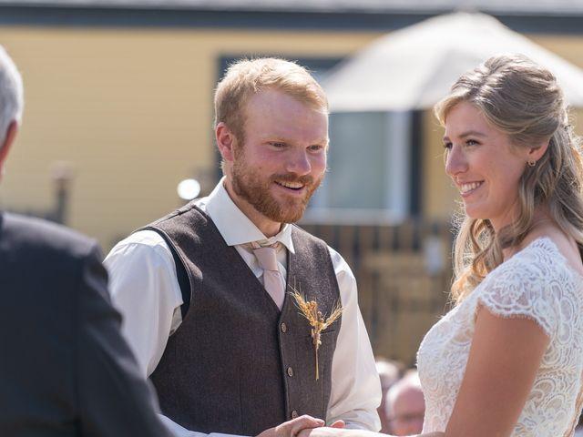 Kaela and Andrew's wedding in Gleichen, Alberta 22