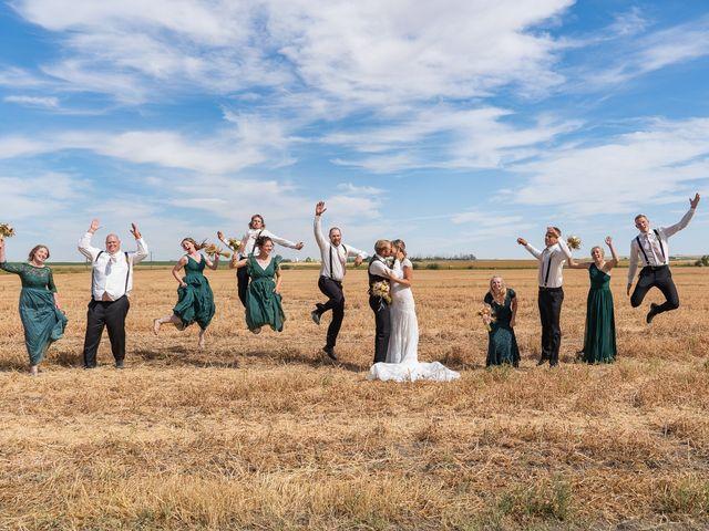 Kaela and Andrew's wedding in Gleichen, Alberta 39