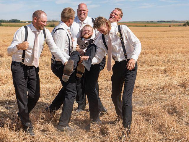 Kaela and Andrew's wedding in Gleichen, Alberta 41