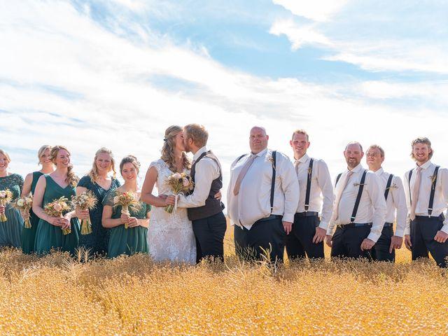 The wedding of Andrew and Kaela