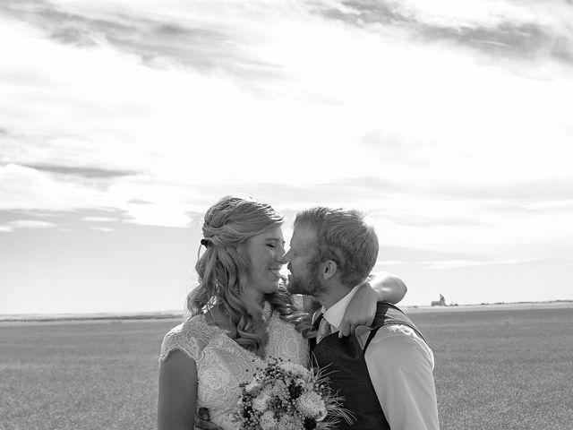 Kaela and Andrew's wedding in Gleichen, Alberta 42