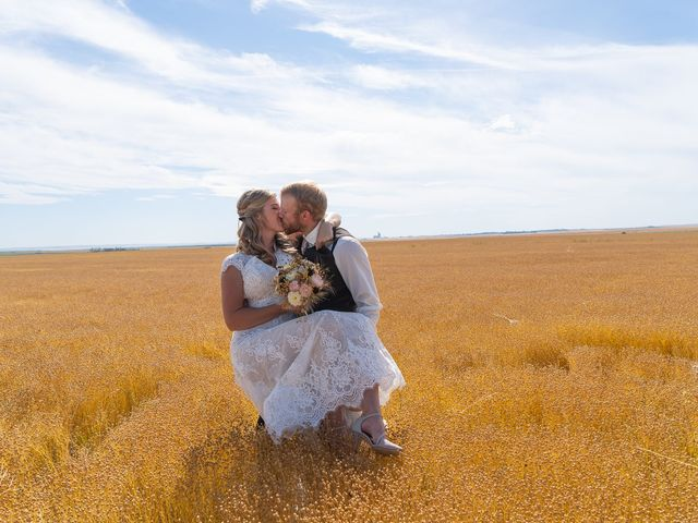 Kaela and Andrew's wedding in Gleichen, Alberta 43