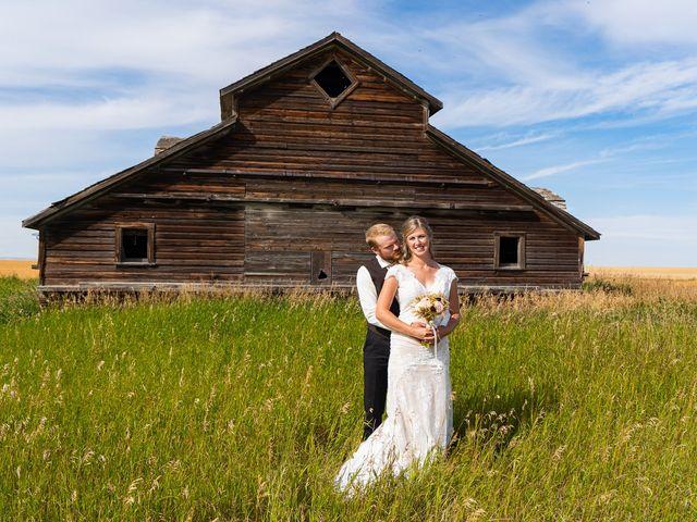 Kaela and Andrew's wedding in Gleichen, Alberta 47