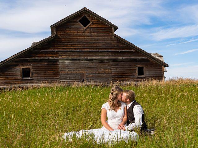 Kaela and Andrew's wedding in Gleichen, Alberta 51