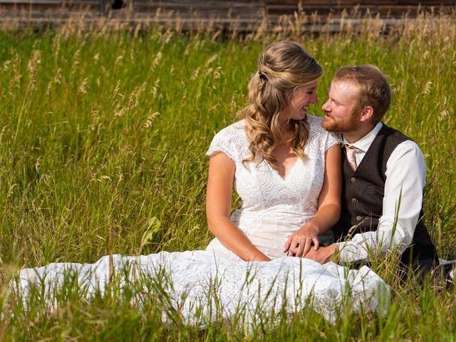 Kaela and Andrew's wedding in Gleichen, Alberta 52
