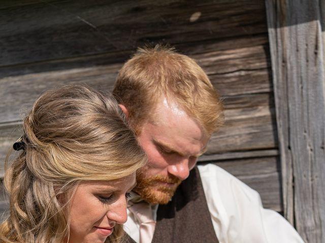 Kaela and Andrew's wedding in Gleichen, Alberta 53