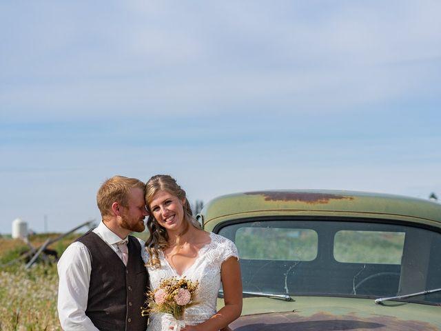Kaela and Andrew's wedding in Gleichen, Alberta 57