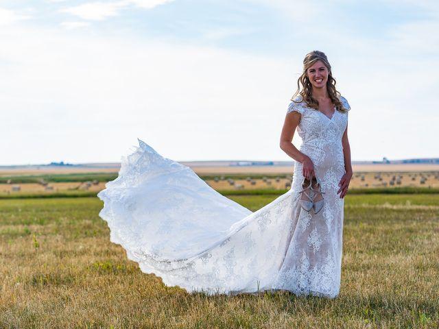 Kaela and Andrew's wedding in Gleichen, Alberta 62