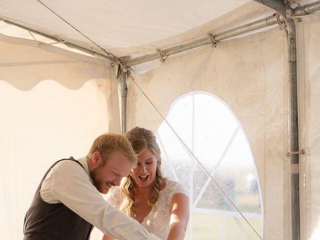Kaela and Andrew's wedding in Gleichen, Alberta 64